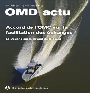 OMD Actualités n°74 (juin 2014)